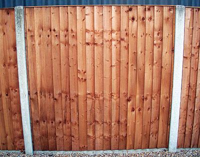 Goldstar Fence Panel
