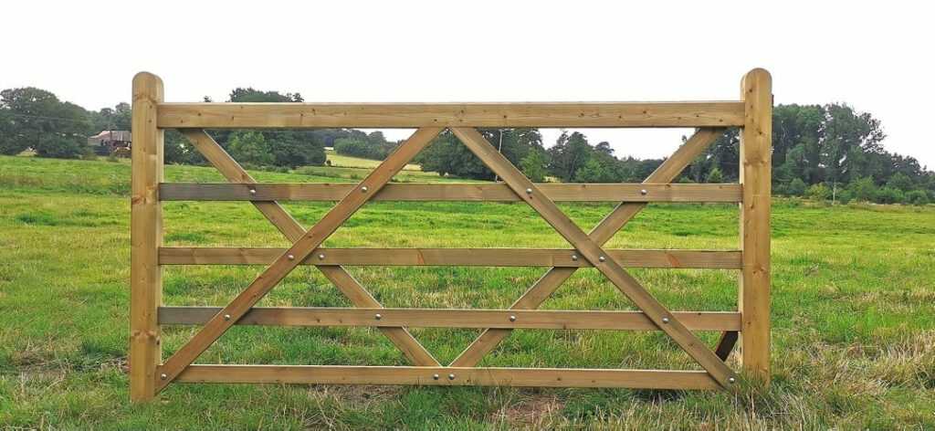 Drive and Field Gates